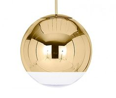 Mini Mirror Ball Pendant by Tom Dixon at Lumens.com