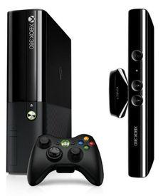 Xbox 360 4GB Xone design + Kinect | W sklepie Playstacja.pl Xbox 360, Consoles, Technology, Games, Phone, Design, Tech, Telephone, Console