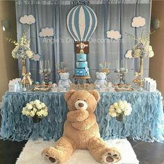 Baby Shower Ideas With Teddy Bears.A Teddy Bear Baby Shower Southern Hospitality. Face Of Tatty Teddy Picture. 19 Paper Lantern Dcor Ideas For Baby Showers Shelterness. Baby Shower Azul, Baby Shower Oso, Idee Baby Shower, Teddy Bear Baby Shower, Shower Bebe, Boy Baby Shower Themes, Baby Shower Balloons, Baby Shower Gender Reveal, Baby Shower Favors