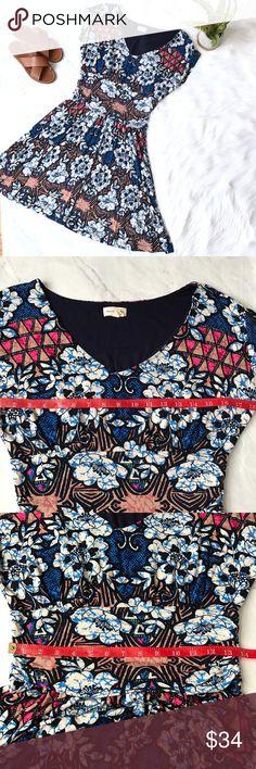 Anthropologie Meadow Rue dress sz M medium Anthropologie Meadow Rue dress. Sz M. Great condition. Very soft , Stretchy material. Anthropologie Dresses