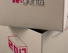 Magenta, Behance Portfolio, Creations, Container