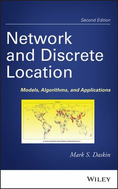The Second Edition focuses on real-world extensions of the basic models used in locating facilities, including production and distribution systems, location-inventory models, and defender-interdictor problems. A unique taxonomy of location problems and models is also presented.