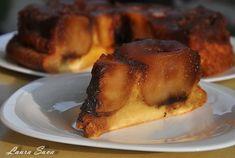 Tort de mere cu zahar ars | Retete culinare cu Laura Sava - Cele mai bune retete pentru intreaga familie Sweet Tooth, French Toast, Food And Drink, Treats, Breakfast, Desserts, Mai, Cakes, Easter