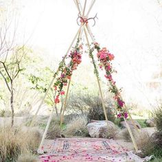 Naked tipi love this morning thanks to @martha_weddings • Replicate this look with our #CWsupplier @goldcoast_tipis