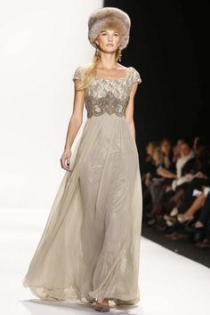 #NYFW:  BADGLEY MISCHKA Ready to Wear New York Fashion Week Fall 2014 Feb - 11 - 14