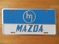 マツダ MAZDA ナンバープレート ナンバー 展示用 旧車 新品 - 樂淘!專業代標代購
