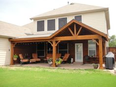 Full Gable Patio Covers Gallery - Highest Quality Waterproof Patio Covers in Dal. - Full Gable Patio Covers Gallery – Highest Quality Waterproof Patio Covers in Dallas, Plano and Su -