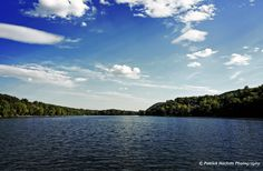 Candlewood Lake. Litchfield County, Connecticut.