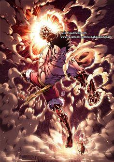 Luffy Gear 5, Luffy Gear Fourth, Manga Anime One Piece, Anime Manga, Anime Art, All Anime, One Piece Wallpaper Iphone, Man Wallpaper, Anime Tatoo