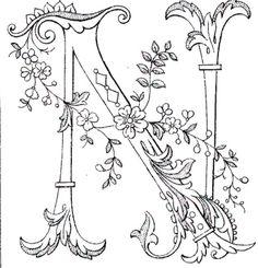 Embroidery design idea