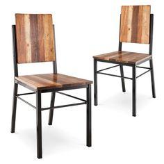 Mudhut™ Asmara Dining Chair - Set of 2
