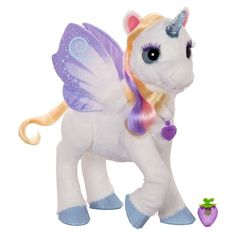 FurReal Friends - StarLily My Magical Unicorn Pet image-1