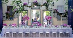 Colin Cowie Table Settings | Colin Cowie Events Services: Party and Event Planning for ...