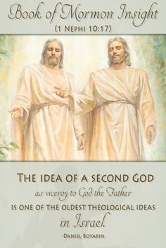 Learn how recent research is showing us how the ancient Hebrews likely held a belief in a Son of God or Redeemer. http://www.knowhy.bookofmormoncentral.org/content/did-pre-christian-prophets-know-about-christ #knowhy #messiah #AnointedOne #SonofGod #LDS #Mormon #BookofMormon #knowhy #Christ