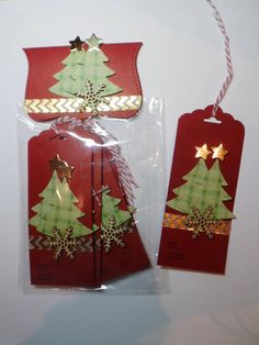 Custom Christmas tags SALE Buy 2 packs of 5 get 1 Surprise