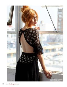 Katherine McNamara – Elucid Magazine Summer 2016 Issue