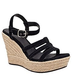 2aa288a2ce5 Just got theses Ugg wedge shoes for at lord and taylor.