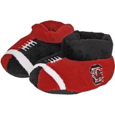 South Carolina Gamecocks Youth Puffy Ankle Slippers - $15.99
