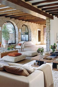 Dream Home Design, My Dream Home, Home Interior Design, House Outside Design, Spanish Style Homes, Cozy House, Home Deco, Home And Living, Home Furniture