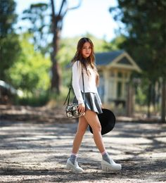 Simple and Preppy - Chloe Ting - Melbourne Fashion, Beauty & Lifestyle Blogger