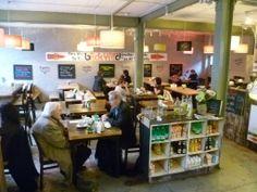 Earthy Foods - Edinburgh's coolest place to buy and eat fresh foods; fresh, local, seasonal, organic