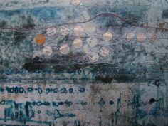 Arte para bufandas... Historias cruzadas