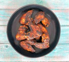 Spicy chicken wings marinated overnight in buttermilk and hot sauce, with extra spicy oil brushed on before cooking. Oven, grill or barbecue – they will be excellent every time! Buttermilk does wonder to the chicken meat stopping it from getting dry – not apparently such a huge issue when it comes to fatty wings, but sometimes they do get a little dry on the barbecue.  Buttermilk plus hot sauce is pure genius and the chicken wouldn't really need much else, but I've added hot spicy oil as a…