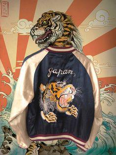 Inspiración: Sukajan Jackets