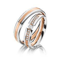 7523c1954 12 nejlepších obrázků z nástěnky Snubní prsten | Beautiful rings ...