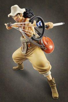 Fashion Style Nib Megahouse One Piece White Beard Neo-maximum Figure P.o.p Authentic! Design; Novel In