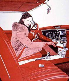 Chevrolet 1967, Illustrator unknown