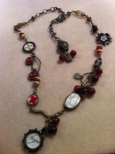 Berry Charm by SallyPeas on Etsy, $22.00