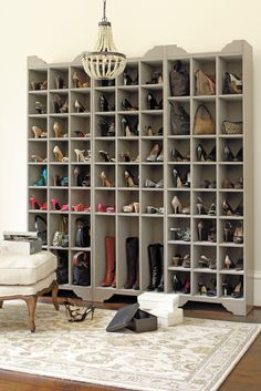 Wish I had room! Our Latest Obsession: Sarah Storage Tower