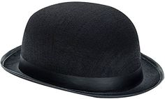 Dazzling Toys Traditional Kids Black Derby Hat *** Check out the image by visiting the link.