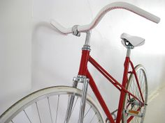 Busyman Bicycles, Melbourne. Custom leatherwork