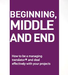 Book Review: Beginning, Middle and End