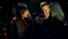 Flashpoint <3 Sam and Jules!