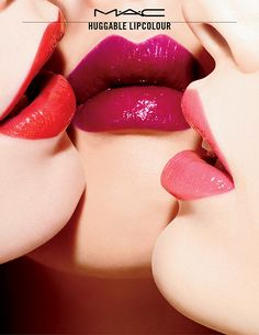 MAC Huggable Lip Colour Cosmetic Collection