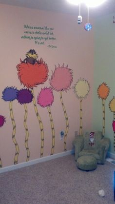 Dr. Seuss, The Lorax
