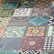 Image result for patterned bathroom floor tiles