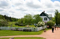 https://flic.kr/p/ut7RFq | Anne of Green Gables House | Green Gables Heritage Place, Cavendish, PE Canada