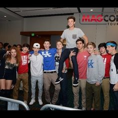 Teen Tuesday - All About MAGCON! ^