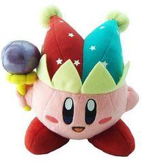 Kirby's Adventure Mirror 6-Inch Plush