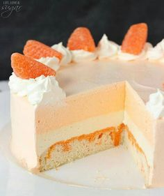 Orange cream cicle