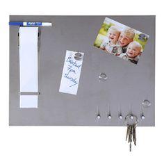 Vanilla Decorate Magna Memo Bulletin Board