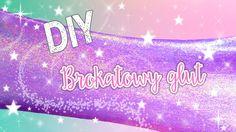 DIY ❤ BROKATOWY GLUT  #fun #slime #glitter #brokatowy #glut #magiczny #zaneta #zielinska #galaxy #diy #hacks #stepbystep #jak #zrobić #magical #glue #borax #borkas #doityouself