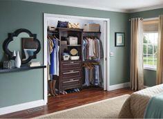 I like the small shelf with mirror