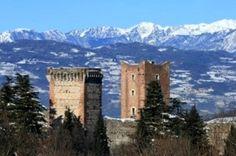 VI, Montecchio maggiore, i castelli di Romeo e Giulietta
