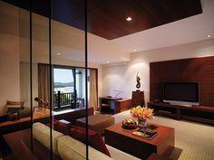 Premier Suite - Shangri-La's Rasa Ria Resort, Kota Kinabalu