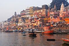 10 Top Destinations that Capture India's Diverse Charm: Spirituality: Varanasi